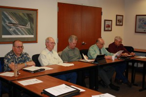 AGNC Board Meeting
