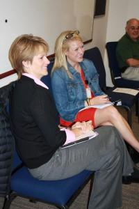 Kimberly Bullen and Elizabeth Tice-Janda